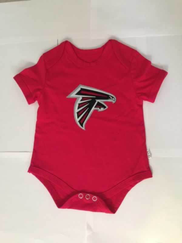 Falcons Red Toddler T Shirts