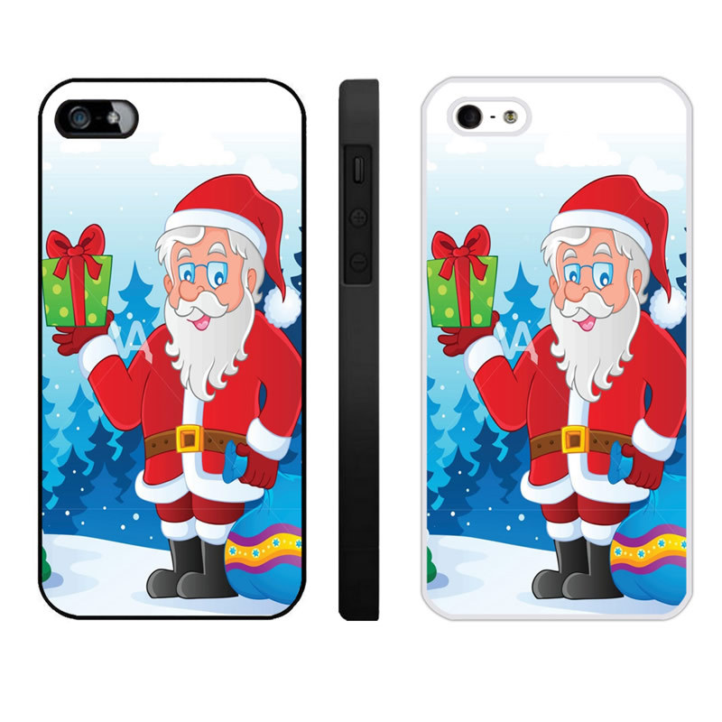 Merry Christmas Iphone 4 4S Phone Cases (12)