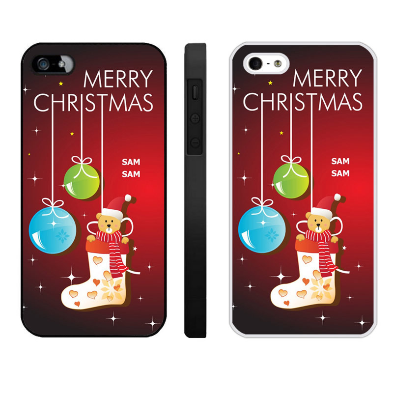Merry Christmas Iphone 4 4S Phone Cases (16)