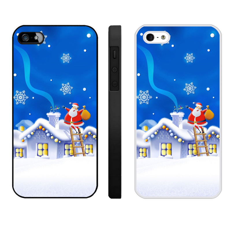 Merry Christmas Iphone 4 4S Phone Cases (20)
