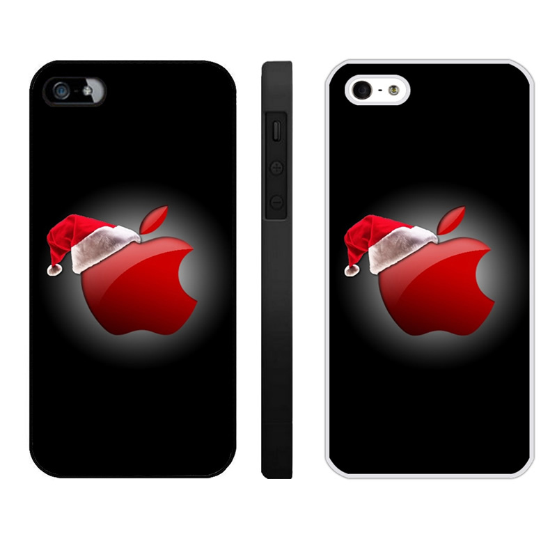 Merry Christmas Iphone 4 4S Phone Cases (4)