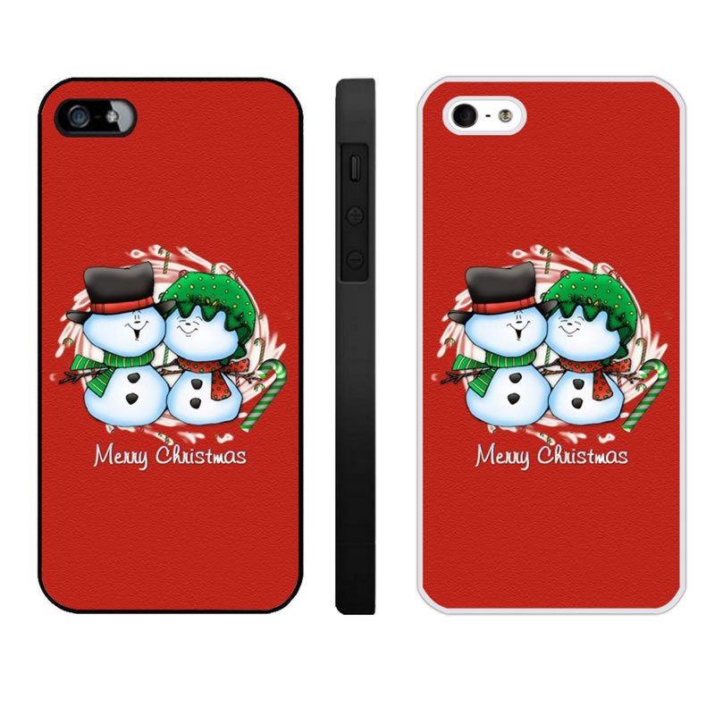 Merry Christmas Iphone 4 4S Phone Cases (7)