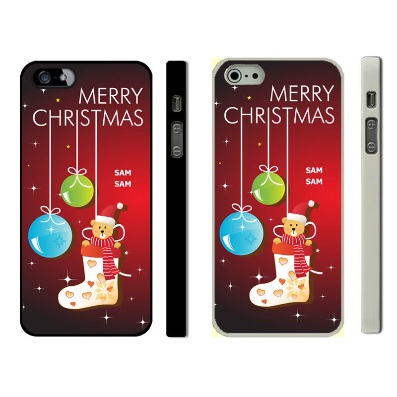 Merry Christmas Iphone 5S Phone Cases (20)