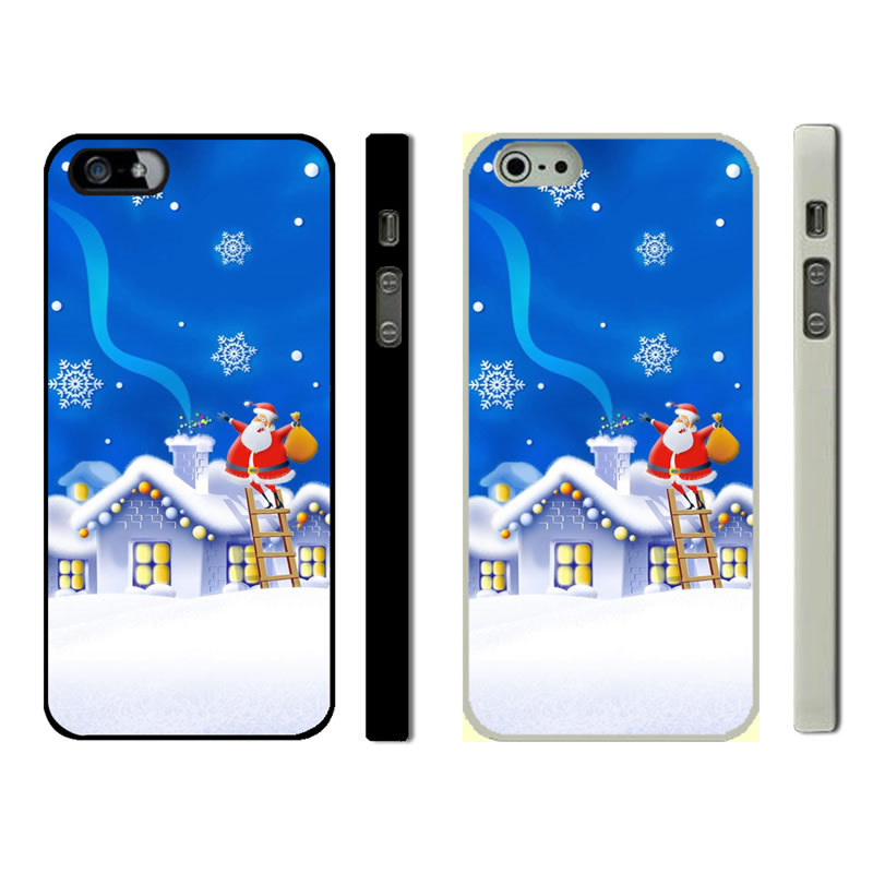 Merry Christmas Iphone 5S Phone Cases (24)