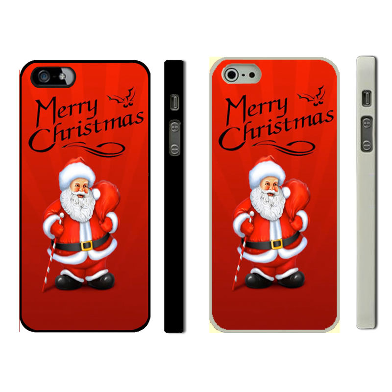 Merry Christmas Iphone 5S Phone Cases (4)