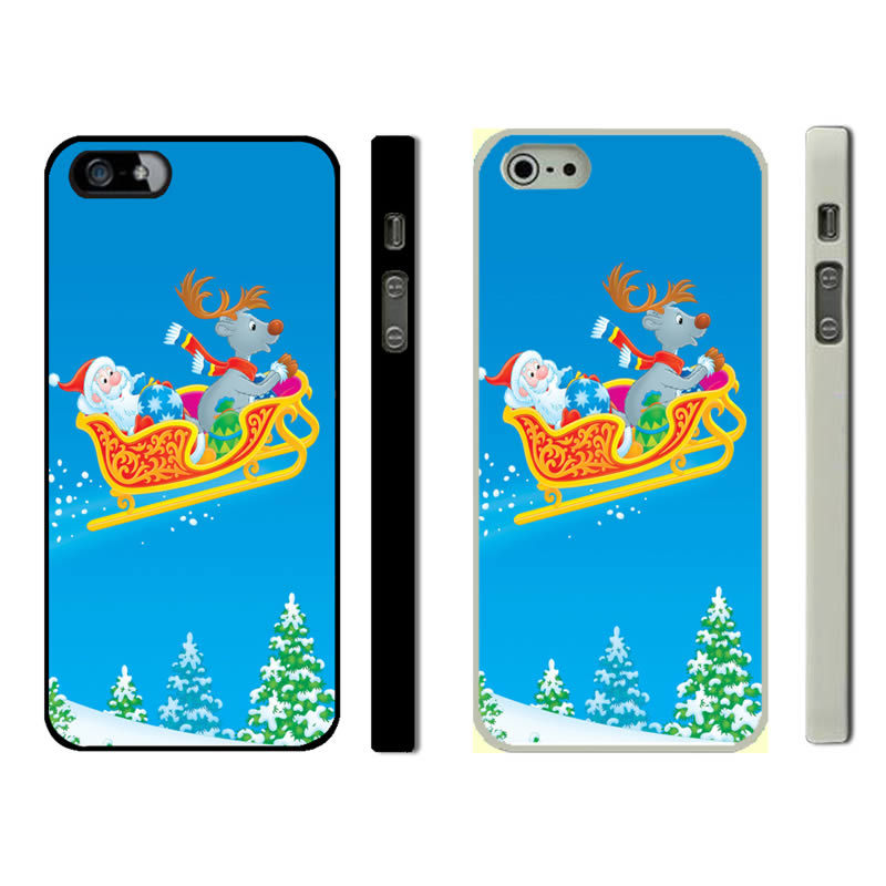 Merry Christmas Iphone 5S Phone Cases (5)