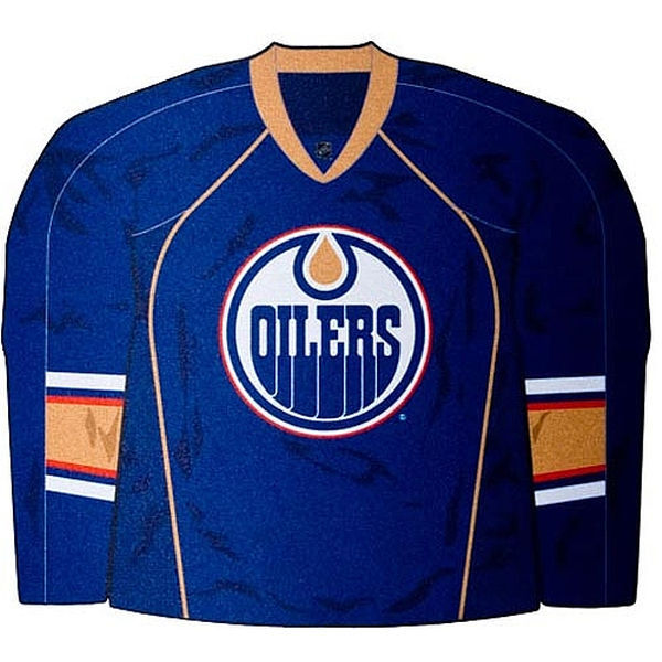 Edmonton Oilers Blue Gaming/Office NHL Mouse Pad