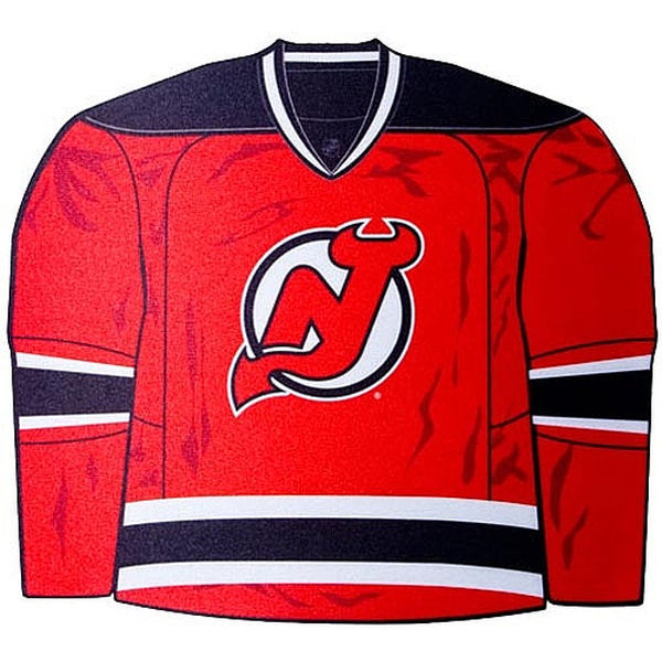 New Jersey Devils Red Gaming/Office NHL Mouse Pad