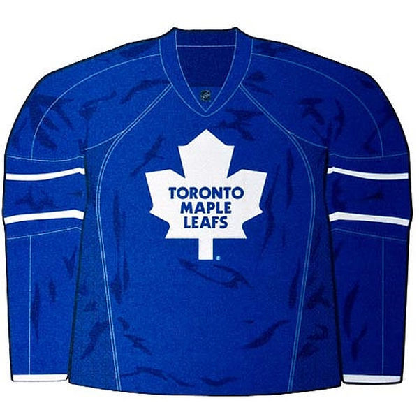 Toronto Maple Leafs Blue Gaming/Office NHL Mouse Pad
