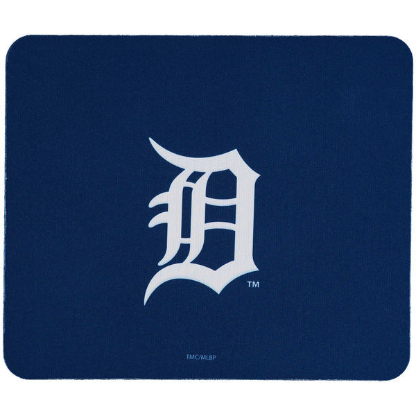 Detroit Tigers Navy Gaming/Office MLB Mouse Pad