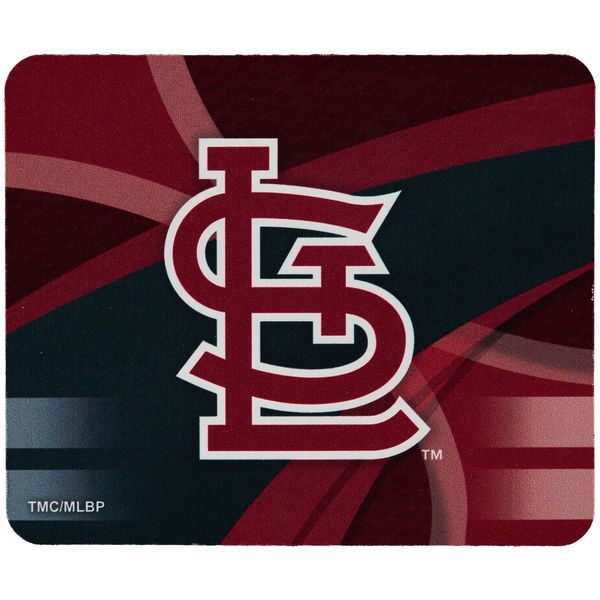 St. Louis Cardinals Red Gaming/Office MLB Mouse Pad