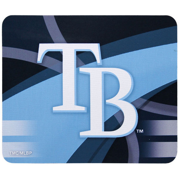Tampa Bay Rays Gaming/Office MLB Mouse Pad