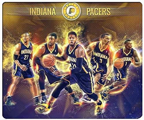 Indiana Pacers Gaming/Office NBA Mouse Pad2