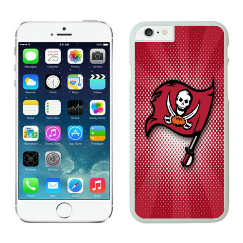 Tampa Bay Buccaneers iPhone 6 Cases White10