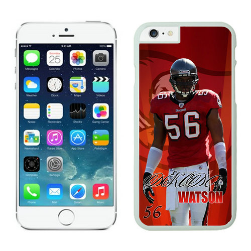 Tampa Bay Buccaneers iPhone 6 Cases White17