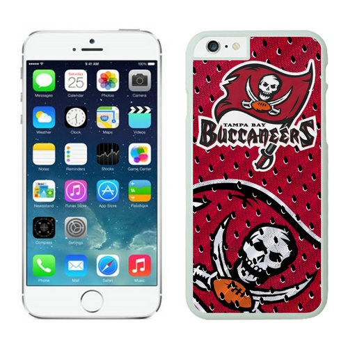Tampa Bay Buccaneers iPhone 6 Cases White23