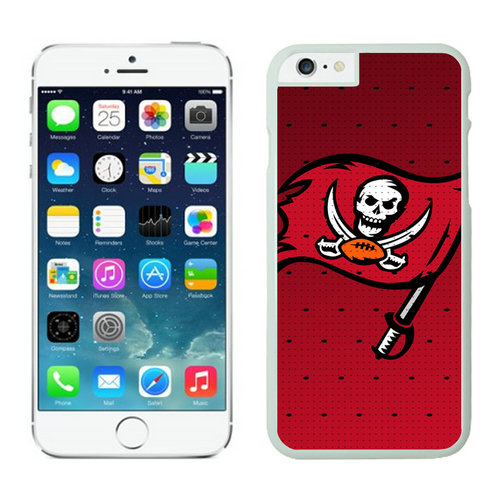 Tampa Bay Buccaneers iPhone 6 Cases White34