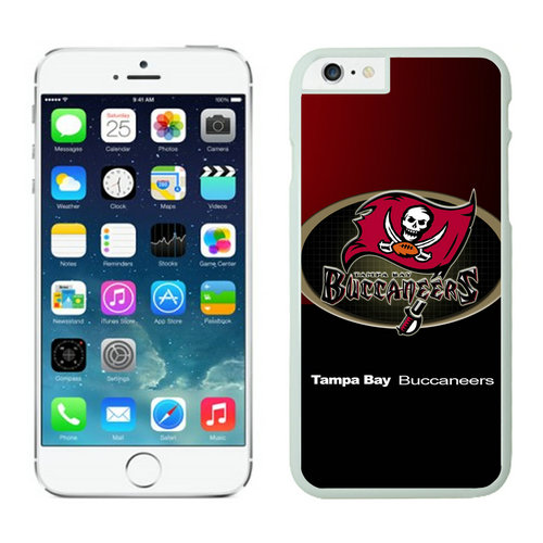 Tampa Bay Buccaneers iPhone 6 Cases White37