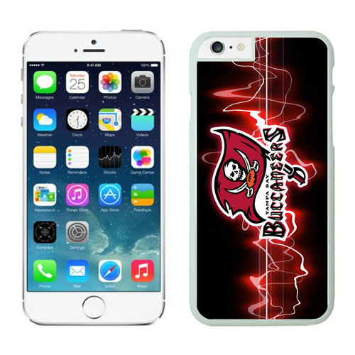 Tampa Bay Buccaneers iPhone 6 Cases White38