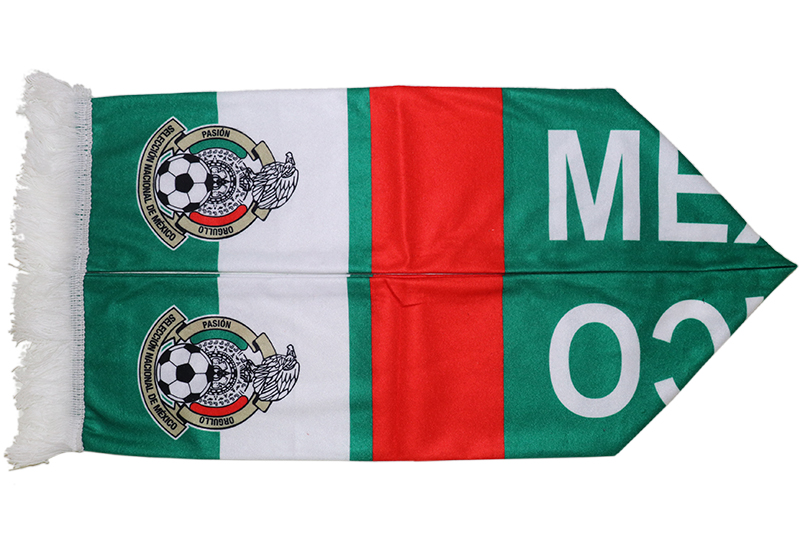 Mexico 2018 FIFA World Cup Scarf