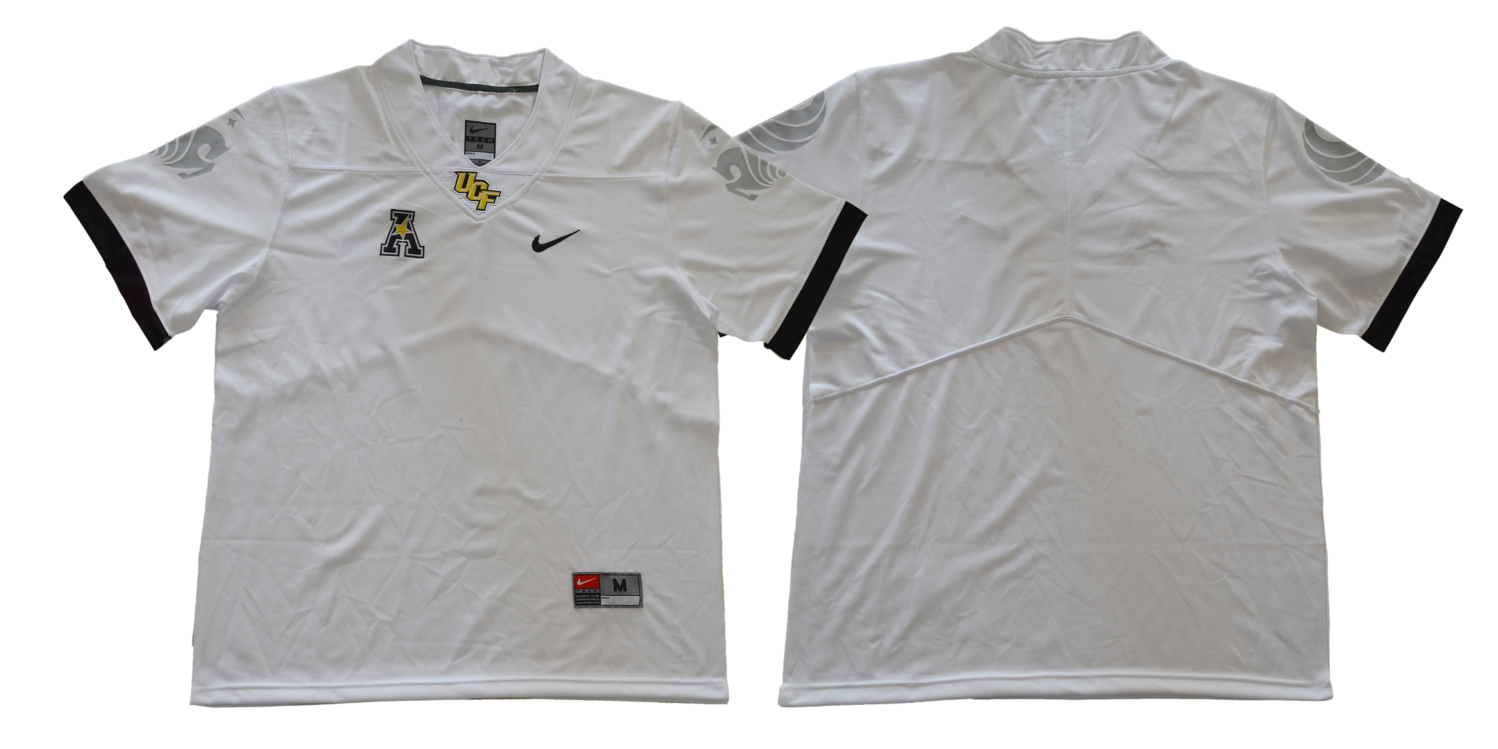 UCF Knights Blank White College Football Jersey