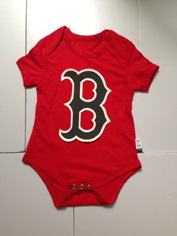 Red Sox Red Toddler T-shirts