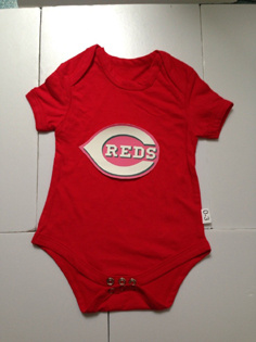 Reds Red Toddler T-shirts