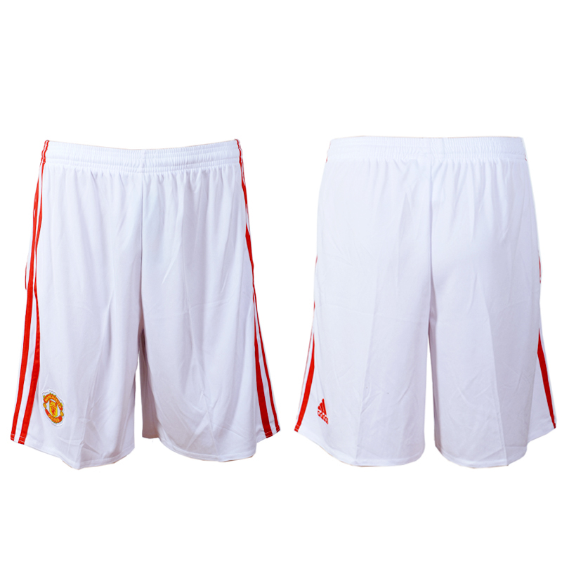 2016-17 Manchester United Home Soccer Shorts