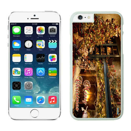 Christmas Iphone 6 Cases White41