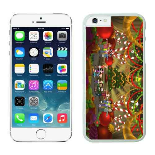 Christmas Iphone 6 Cases White48