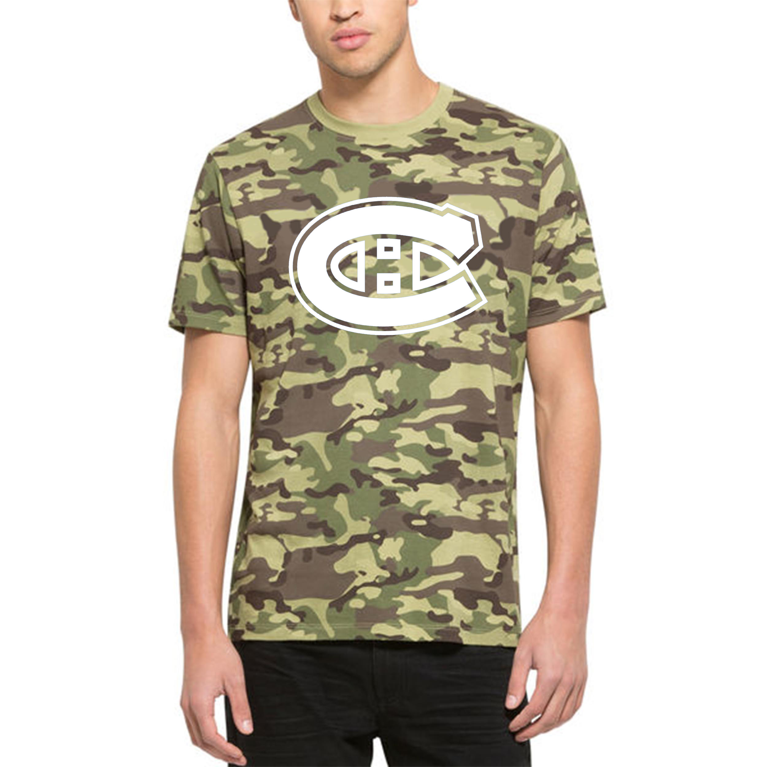 Montreal Canadiens '47 Alpha T-Shirt Camo