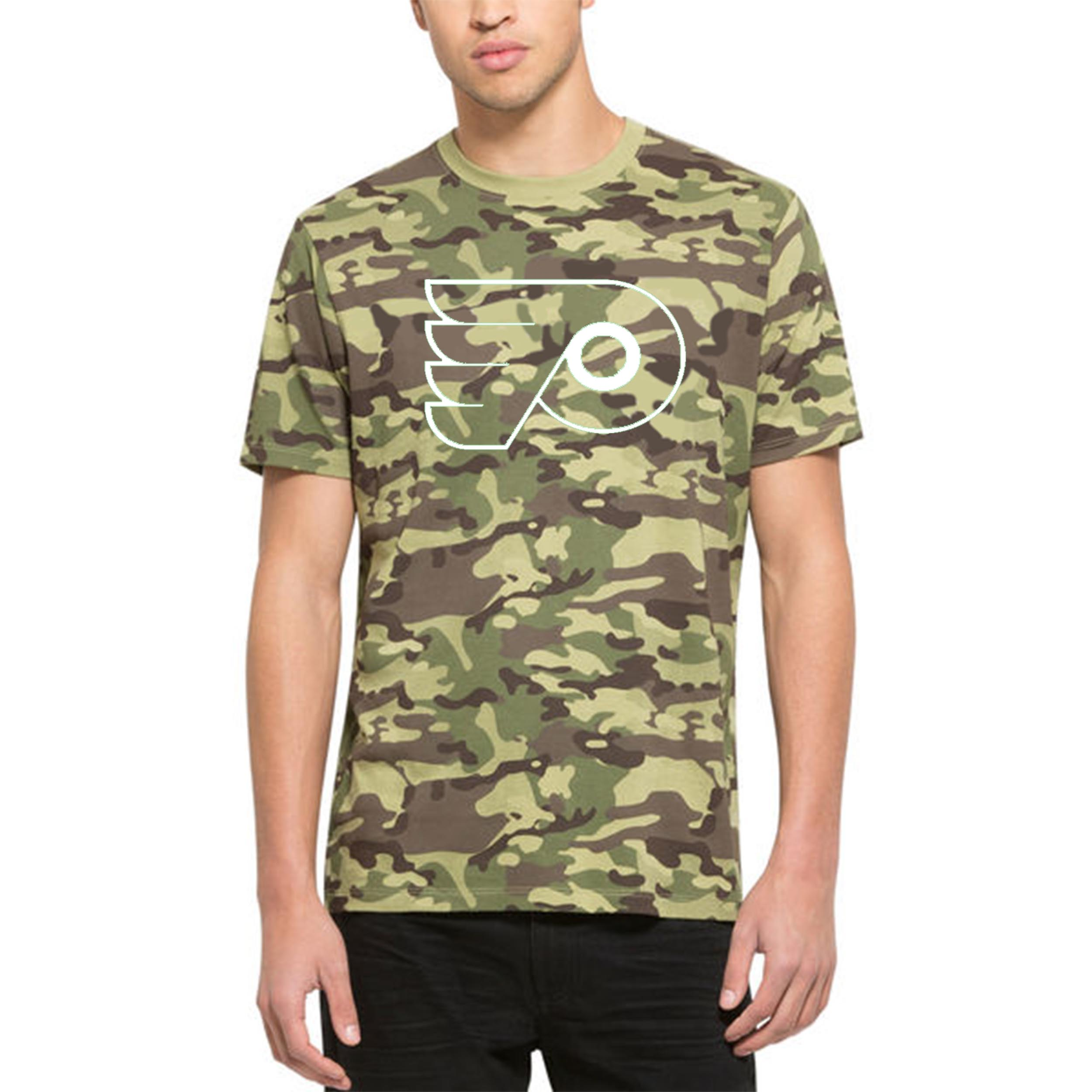 Philadelphia Flyers '47 Alpha T-Shirt Camo