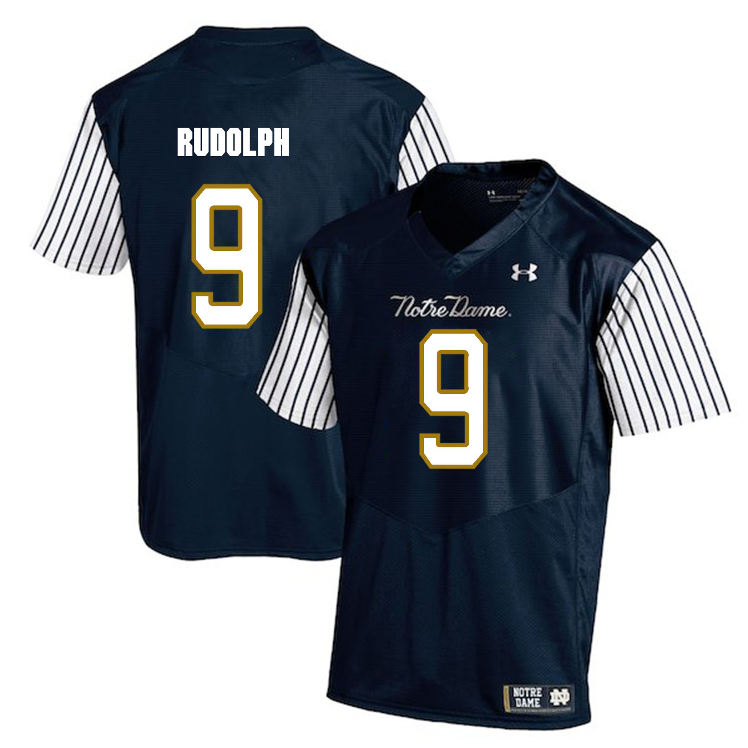 Notre Dame Fighting Irish 9 Kyle Rudolph Navy College Football Jersey