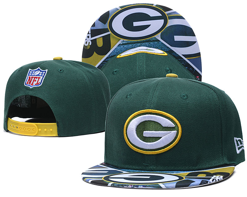 Packers Team Logo Green Adjustable Hat TX