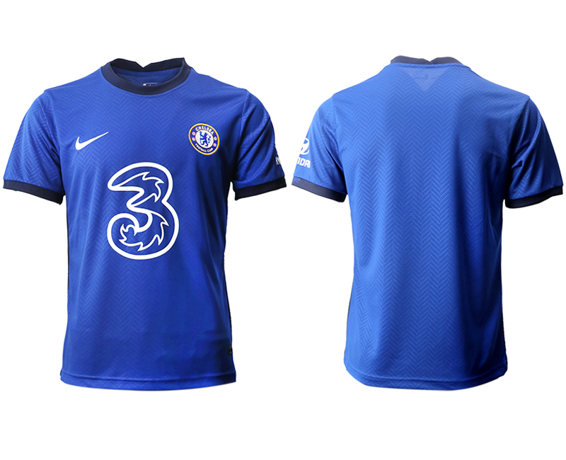 2020-21 Chelsea Home Thailand Soccer Jersey
