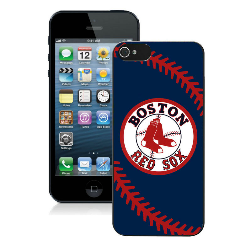 Boston Red Sox-iPhone-5-Case