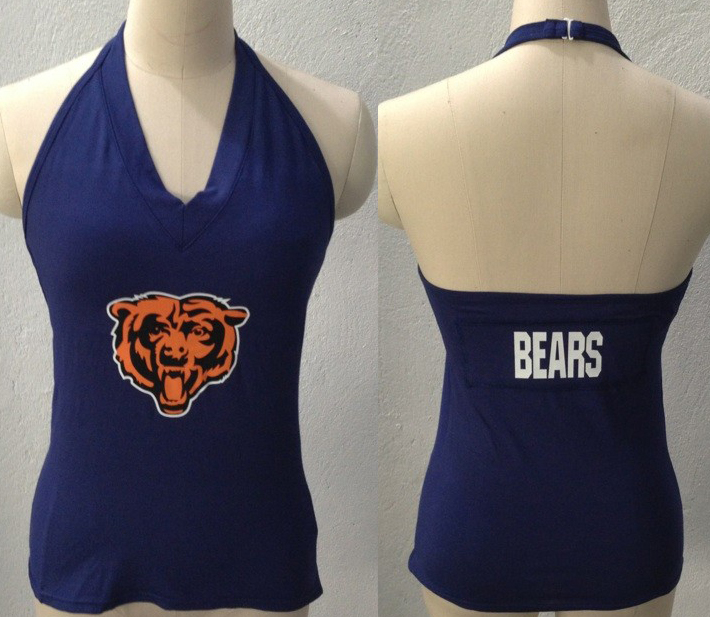 Chicago Bears--blue