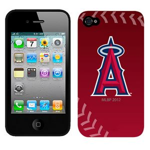 MLB Los Angeles Angels red Colors Iphone 4-4s Case