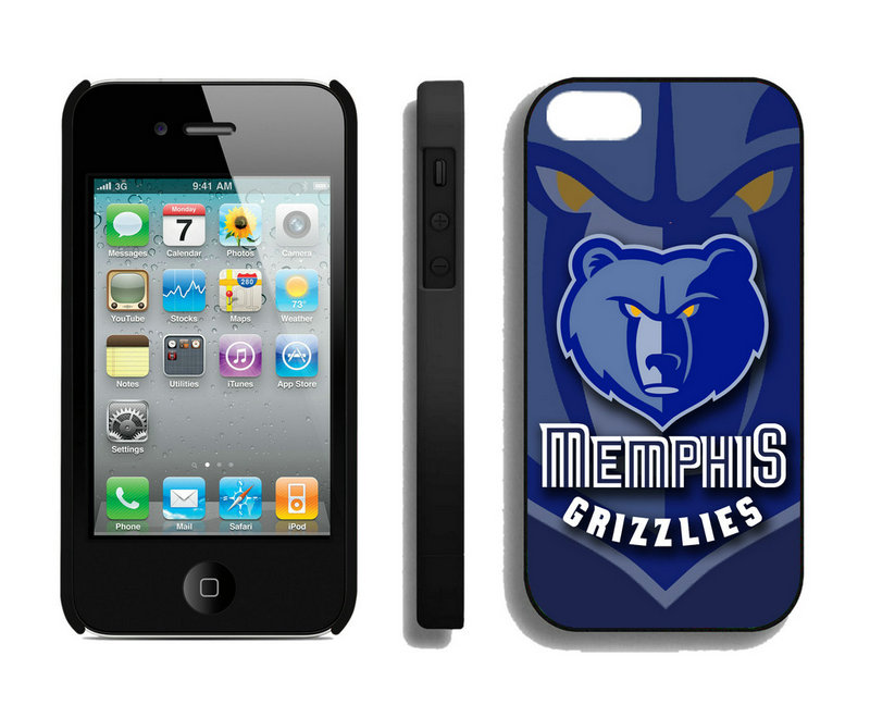 Memphis Grizzlies-iPhone-4-4S-Case-01