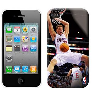 NBA Los Angeles Clippers 32 Griffin Iphone 4-4S Case