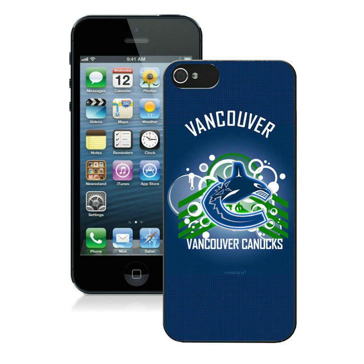 Vancouver Canucks-iPhone-5-Case