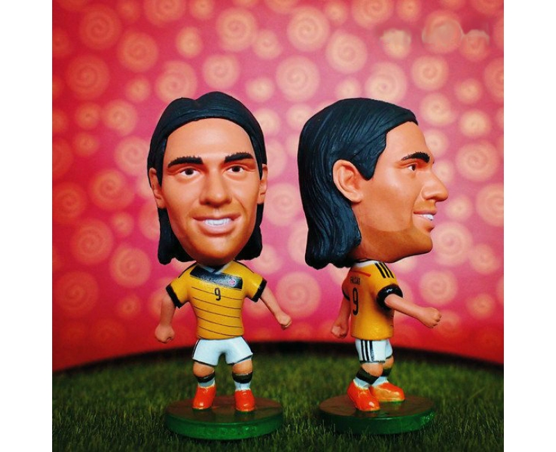 Columbia Falcao Figures