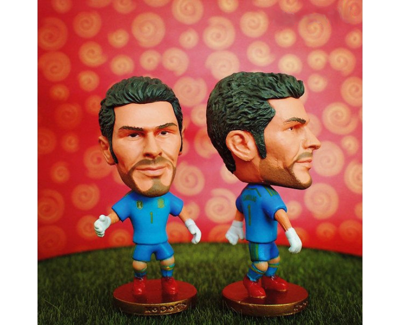 Spain I.Casillas Figures